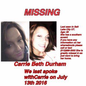 Carrie Beth Durham